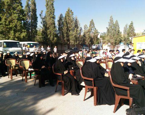 برگزاری اردو های جهادی