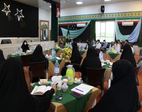 جلسه هم اندیشی معاونین پرورشی ویژه کلیه مقاطع تحصیلی