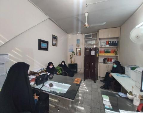 برگزاری جلسه هم اندیشی معاونین محترم پرورشی مدارس دخترانه مقطع متوسطه امام حسین علیه السلام