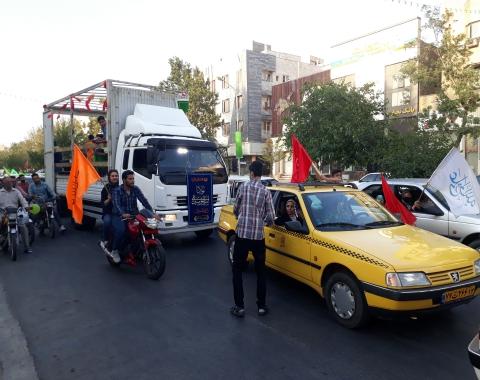 اجرای ویژه برنامه های جشن و سرور عید سعید غدیر خم با عنوان فقط به عشق علی(ع)